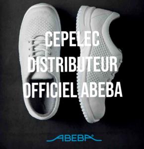 Cepelec distributeur officiel chaussures de sécurité ESD Abeba