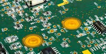 Pastille de masquage B7634 film de protection des cartes de circuits imprimés