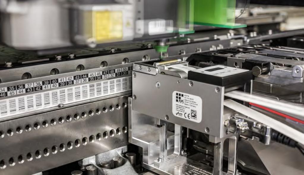 feeder ALF14 et ALF19 Brady système de pose automatique d'étiquettes