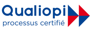 Logo processus certifié Qualiopi pour les organismes de formations qui peuvent bénéficier d'un financement par OPCO et OPCA