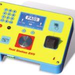 ESD test station de Iteco pour tester sa charge électrostatique avant de rentrer dans une zone EPA
