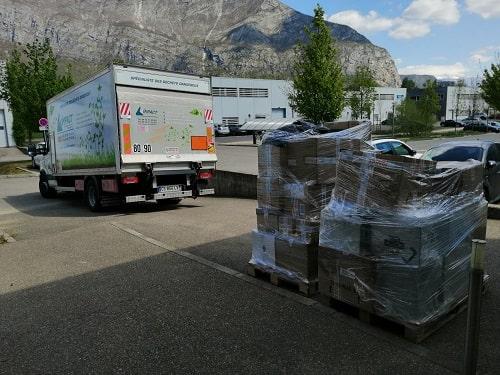 Impact Environnement Services prestataire habilité à la ramasse, recylage et valorisation de déchets dangereux