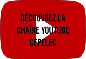 Chaîne YouTube de Cepelec - lives d'information, webinaires, tutoriels de démonstration machine aspiration d'air Purex et des imprimantes Brady
