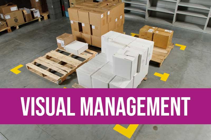 Accompagnement visual management de vos espaces de production avec les méthodes Lean et 5S
