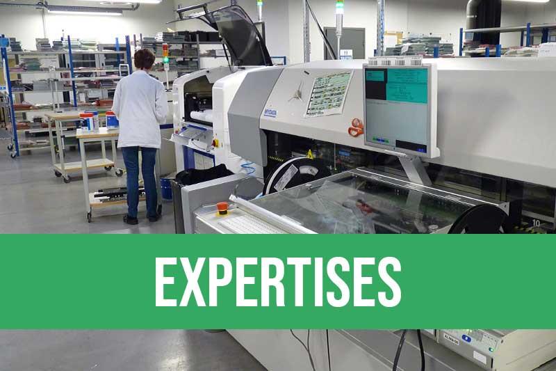 Audits, accompagnements et expertises pour accompagner les industriels de l'électronique
