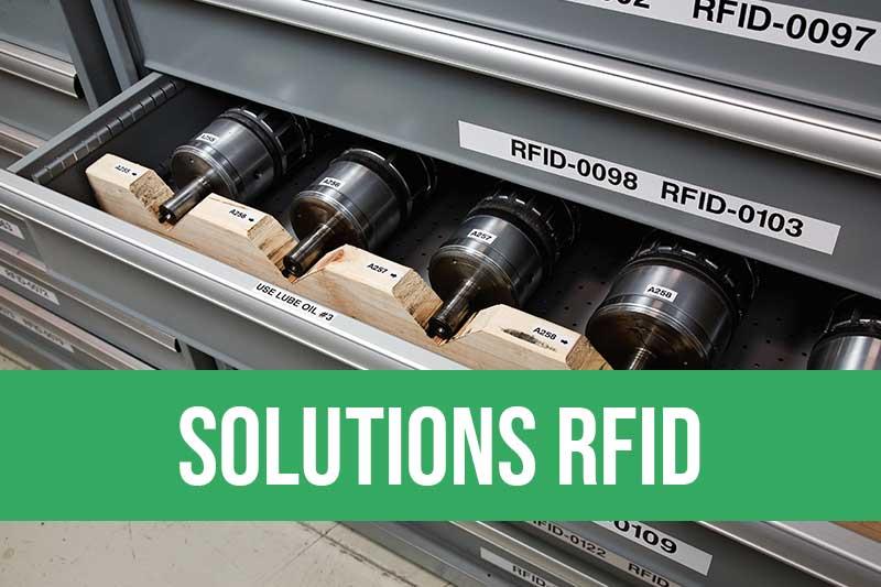 Solutions RFID pour optimiser la traçabilité des équipements