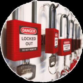 rédaction des procédures de consignation des énergies dangereuses pour uniformiser vos actions de consignation