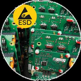 audit ESD dans vos locaux avec remise d'un rapport détaillé
