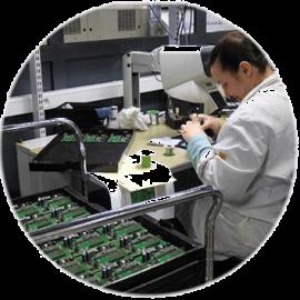 augmentez la fiabilité de vos process électronique avec l'accompagnement de A2J Technology