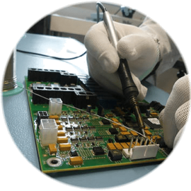 formations brasage pour connaître les composants CMS et traversants ou faire du contrôle visuel