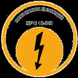 habilitation électrique pour effectuer des opérations de maintenance sur appareils électriques